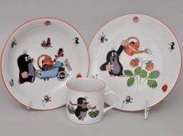 Detský riad porcelán